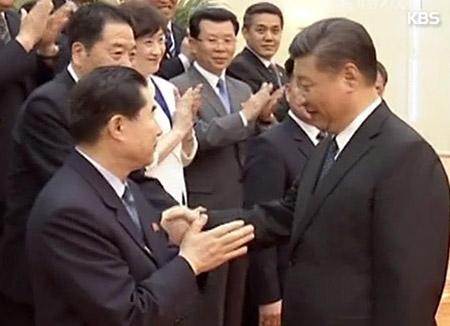 Xi Jinping manifeste son soutien au dialogue Kim-Trump et à la dénucléarisation de la péninsule