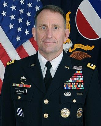 Army General Robert Abrams Likely to Become New USFK Chief