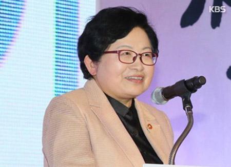 """정현백 여가부 장관 """"군 위안부 연구소 8월 출범"""""""