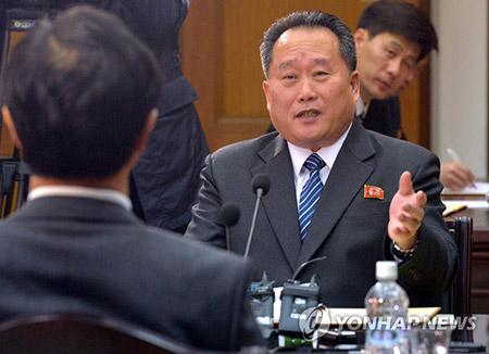北韩李善权:严重事态未解决 南北韩政权就难以再对坐面谈