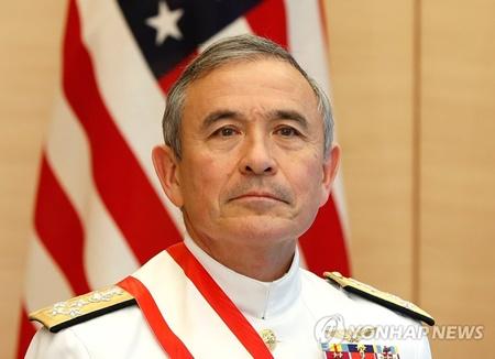駐韓大使 ハリス太平洋軍司令官を指名