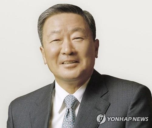 LG Group Chairman Koo Bon-moo Dies