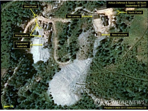 N. Korea Calls Dismantling of Nuclear Site 'Significant Measure'