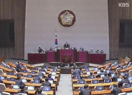 Национальное собрание одобрило важные законопроекты