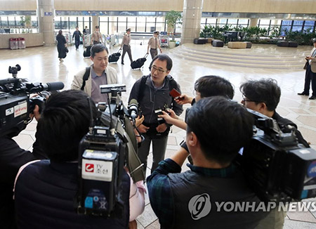 N. Korea Refuses Second Notification of S. Korean Journalists to Visit Nuclear Site
