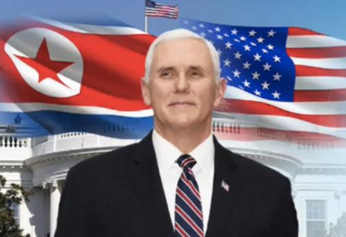 Mike Pence reste ferme sur la dénucléarisation de la Corée du Nord