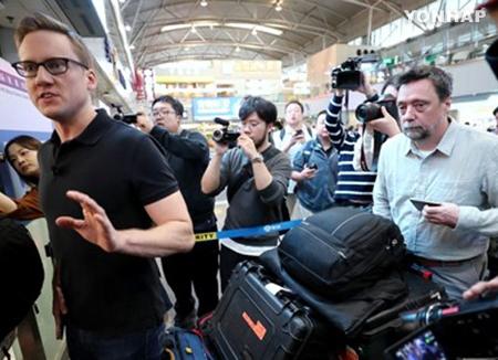Иностранные журналисты отправились в СК
