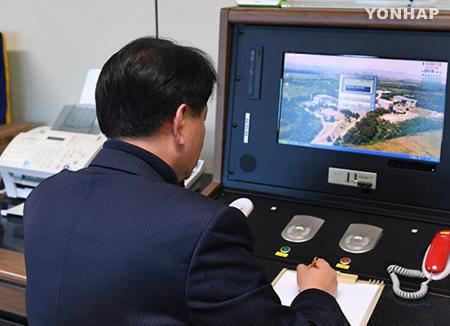 북한, 남측 취재진 명단 접수 없이 판문점채널 종료
