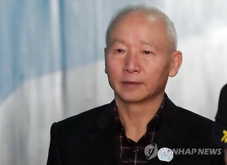 Ex-Spy Chief Sentenced to Prison over NIS Public Opinion Rigging