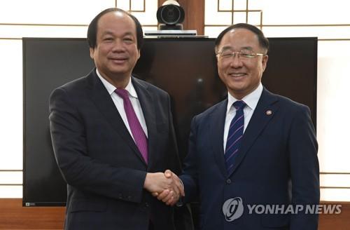 S. Korea, Vietnam Agree to Faithfully Implement Summit Agreements