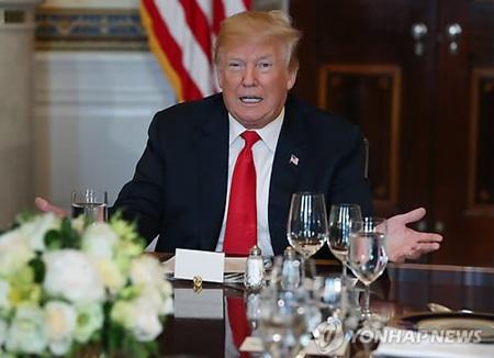 Trump: Gipfel mit Kim könnte nicht wie geplant stattfinden