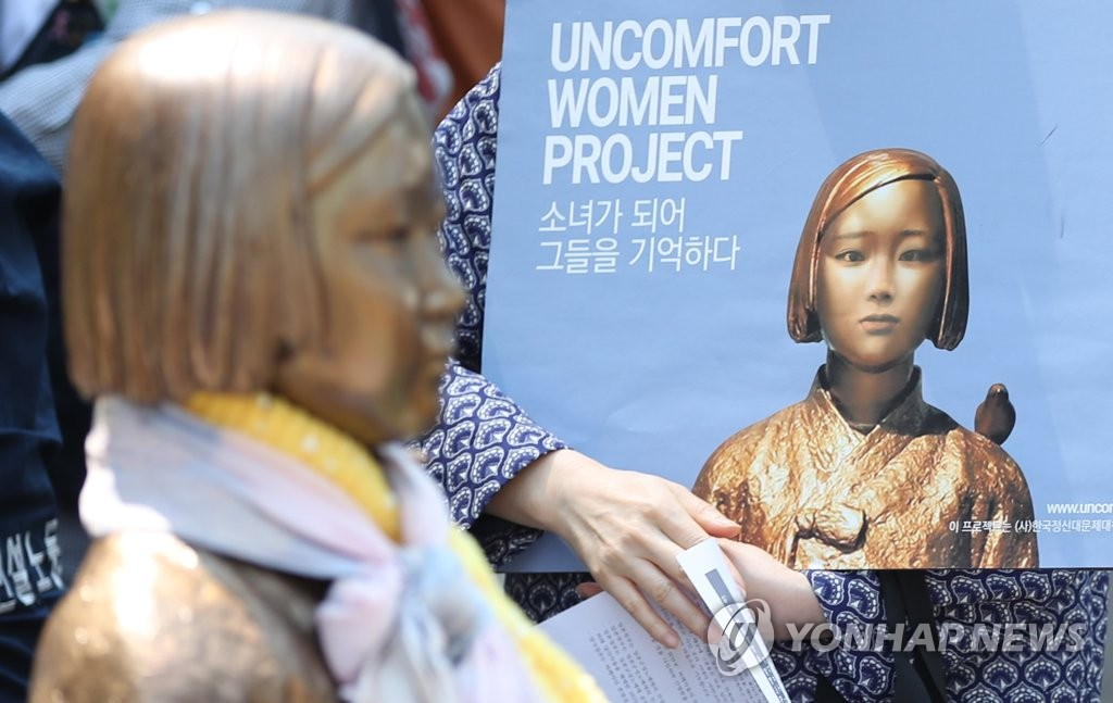 Research: 65% of Former Comfort Women Suffer from PTSD