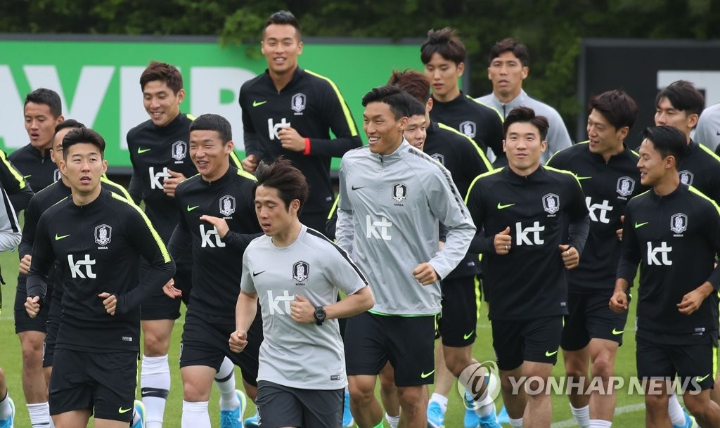 S. Korea has '30% Chance' of Advancing to Round of 16 at World Cup