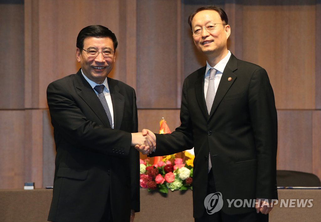 Seoul Calls for Beijing's Fair Dealing with S. Korean Battery Producers