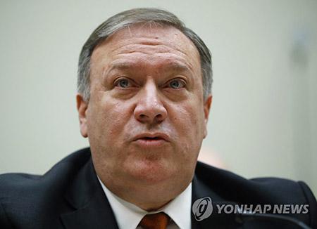"""폼페이오 """"김정은, 미 경제지원, 체제보장, 평화협정 원해""""···트럼프 '내주되면 알게 될 것'"""
