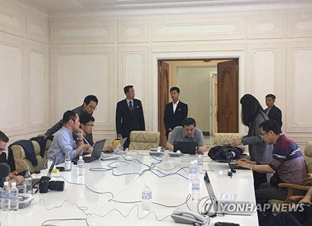 北韩丰溪里核试验场关闭仪式最早或于24日举行