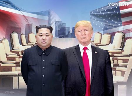 """미 국무부, """"판문점서 북미 실무회담 진행"""" 공식 확인"""