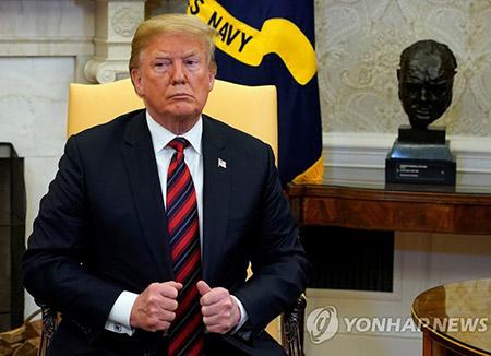 """트럼프 """"북한, 언젠가 경제적으로 위대한 나라 될 것"""""""