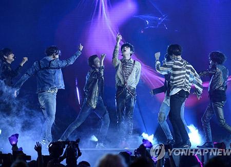 방탄소년단, 월드투어 북미-유럽 공연 28만석 매진