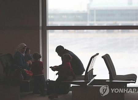 Le nombre des demandeurs d'asile en Corée du Sud continue de croître