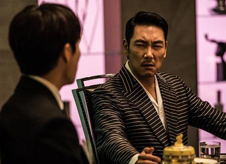 영화 '독전' 12일째 1위…300만 명 돌파