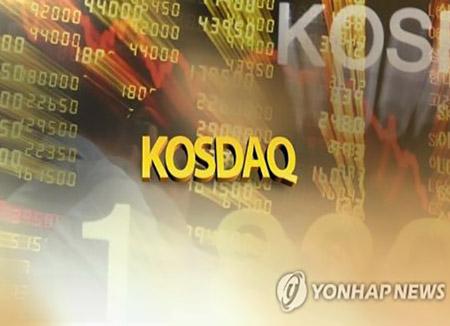 コスダックで外国人買い越し 14年ぶり最大