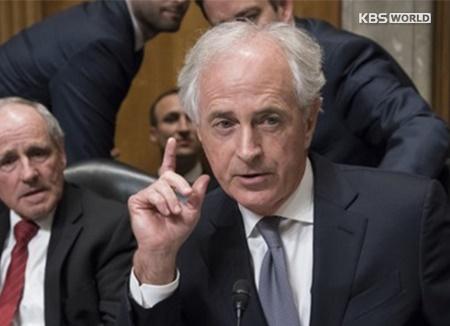 Senator: Trump Agrees Congress Must Approve N. Korea Deal