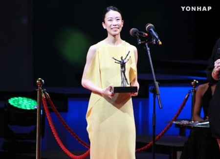 S. Korean Ballerina Wins Best Female Dancer at Prestigious Award