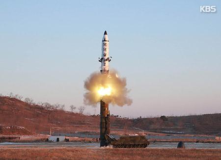 La CIA afirmó que los misiles de Corea del Norte no podrían llegar a EEUU