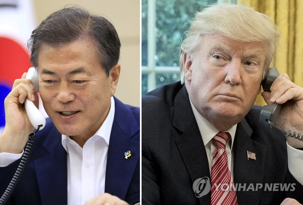 Moon: US-N. Korea Summit Lays Foundation for World Peace