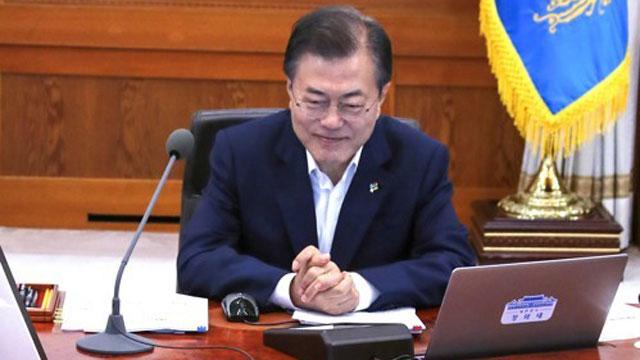 Президент РК приветствовал успешное проведение северокорейско-американского саммита