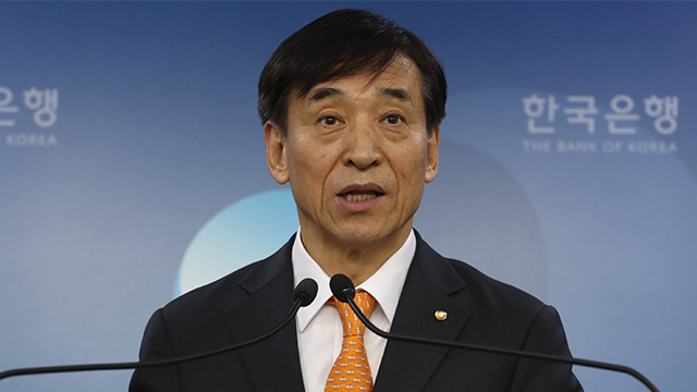 BOK Chief to be Careful in Monetary Adjustment