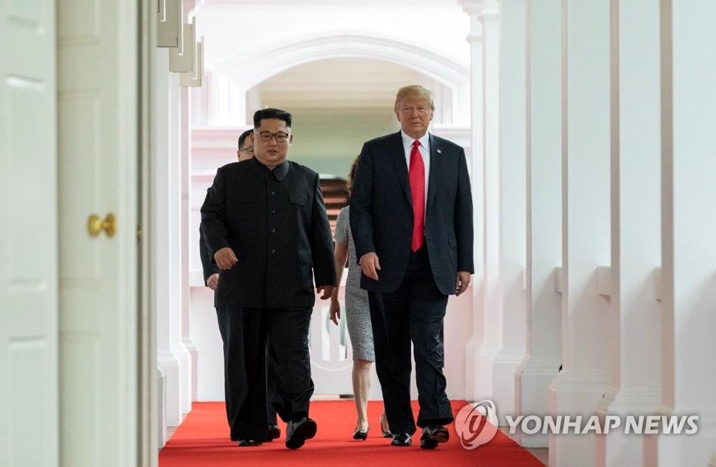 Trump, Kim Meet in Historic Summit