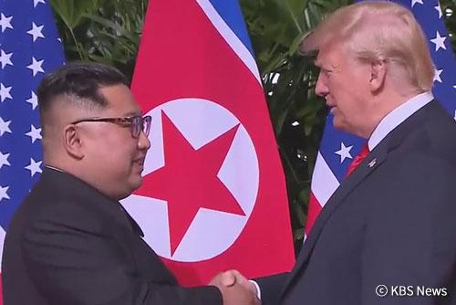 미국인 '북한=위협국가'인식 1년만에 49%→19% 급감