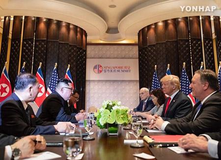 북미 정상회담, 중국 반응