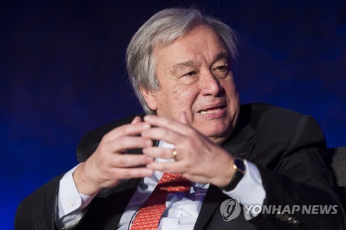 UN Chief: UN Can Play Verification Role in N. Korea's Denuclearization
