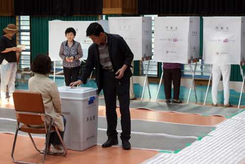 Elections locales : le taux de participation est de 15,7 % à 11h