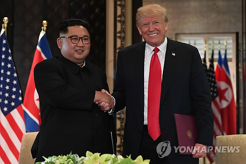 Trump: Kim Wanted to Make Deal