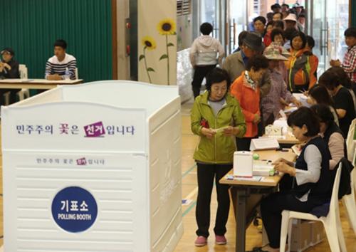 В РК начались местные и дополнительные парламентские выборы