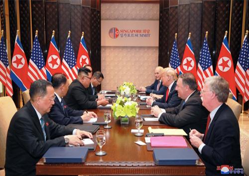 Truyền thông Bắc Triều Tiên tích cực đưa tin về kết quả Hội nghị thượng đỉnh Mỹ-Triều