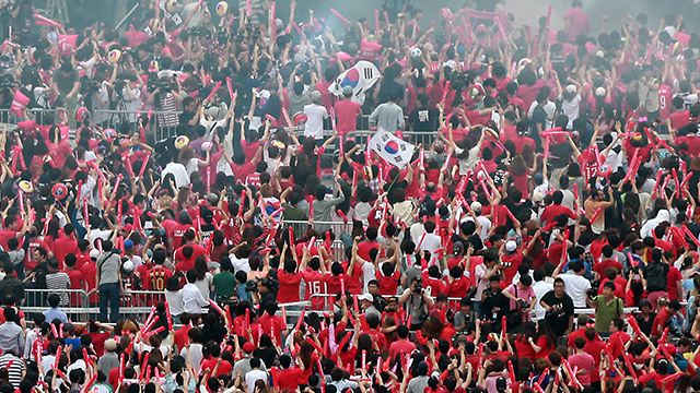 Cheering Events to be Held on Seoul Streets for World Cup