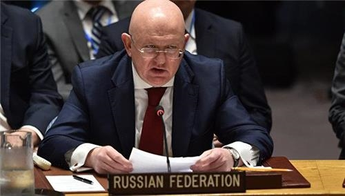 Russian Envoy Urges UNSC to Review Easing N. Korea Sanctions