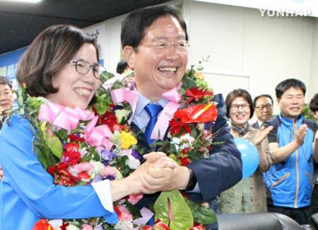 Правящая партия одержала убедительную победу на выборах