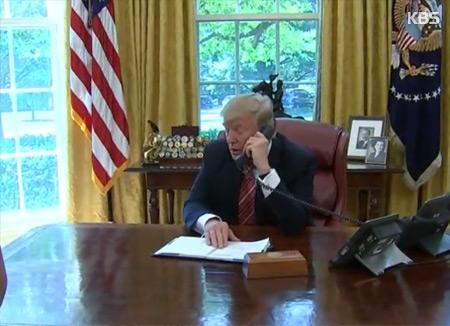 青瓦台:美国和北韩构筑对话渠道意义深远