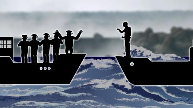 Empat Pelaut Korut yang Diselamatkan Kepolisian Maritim Korsel, Dipulangkan ke Negaranya