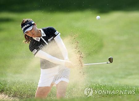 米女子ゴルフ ユ・ソヨンが今季初優勝