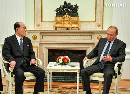 Президент России Владимир Путин может посетить КНДР