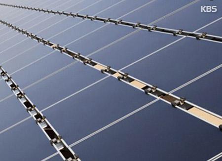 ソウル市 猛暑で太陽光発電量が増加