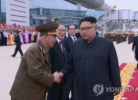 Лидер КНДР прибыл в Пекин