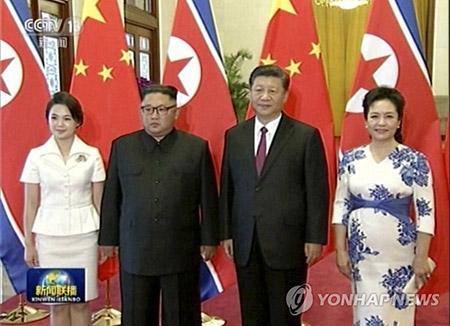 美国:正与北韩继续接触 密切关注金正恩访华情况